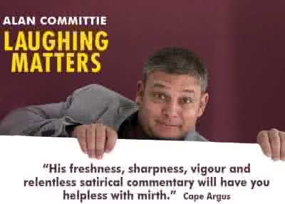 Alan Committie in Laughing Matters