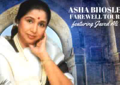 Asha Bhosle The Last Empress In Concert