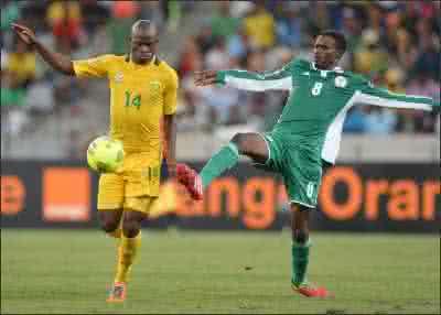 Bafana Bafana vs Mauritania