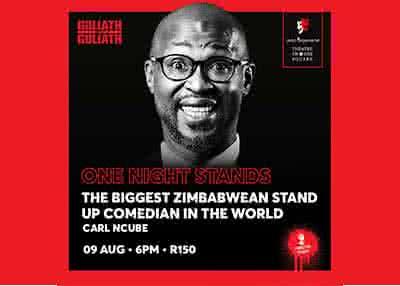 Biggest Zimbabwean Comic