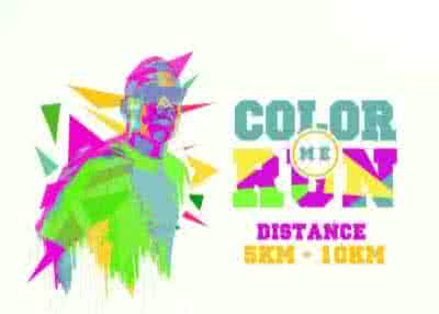 Color Me Run 2017