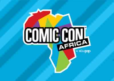 Comic Con Africa 2019 - 4 Day Pass