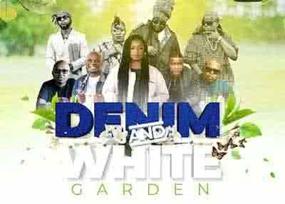 8th Annual Denim; White Garden