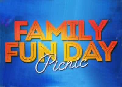 Family Fun Day Picnic