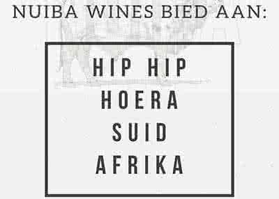 Hip Hip Hoera Suid-Afrika