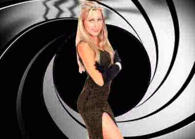 The James Bond Golden Hits Show