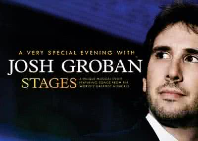 A Very Special Evening With Josh Groban