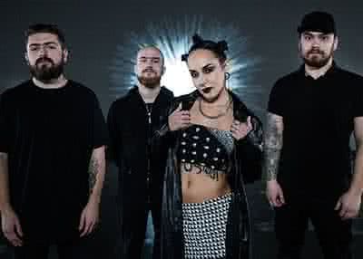 Jinjer Live in South Africa