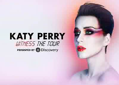 Katy Perry WITNESS: The Tour