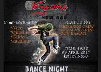 Kongoma Dance Night