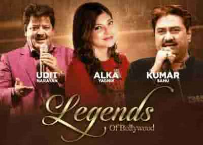 Legends of Bollywood
