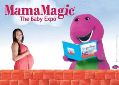 MamaMagic The Baby Expo - Entry Only