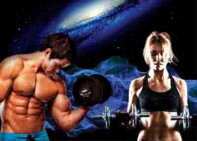 Model / Fitness Expo