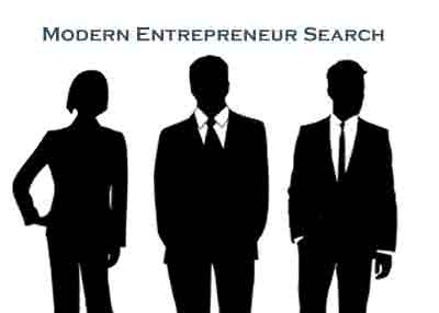Modern Entrepreneur Search Auditions