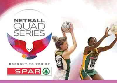 Netball Quad Series