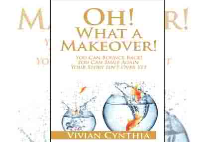 Oh! What A Makeover Book Launch