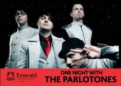 One Night With The Parlotones & Gangs of Ballet