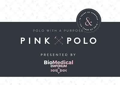 Pink Polo 2019
