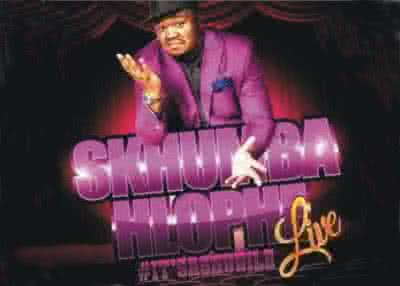 Skhumba Hlophe Live.. #It`sAShubile