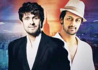 Sonu Nigam and Atif Aslam Live In Concert