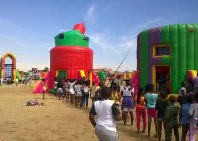 Soweto Family Fun Day