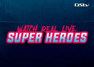 Super Hero Sunday Double Header
