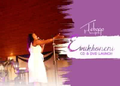 Tebogo Manopole`s Live DVD & CD Launch