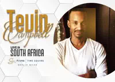 Tevin Campbell Live in South Africa
