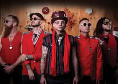 The Parlotones And National Youth Choir