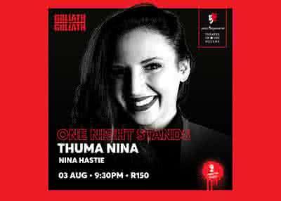 Thuma Nina - Nina Hastie