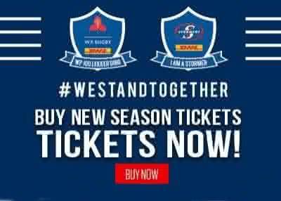 DHL Newlands 2018 Season Ticket