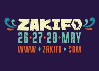 Zakifo Music Festival - Weekend Pass