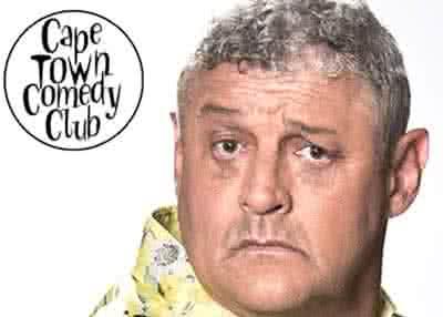 Cape Town Comedy Club presents Barry Hilton